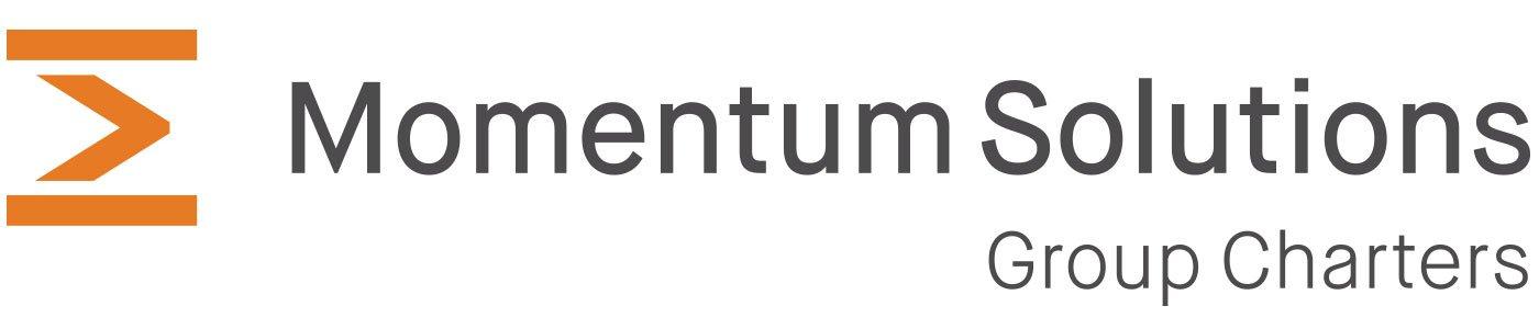 momentum group charters branding