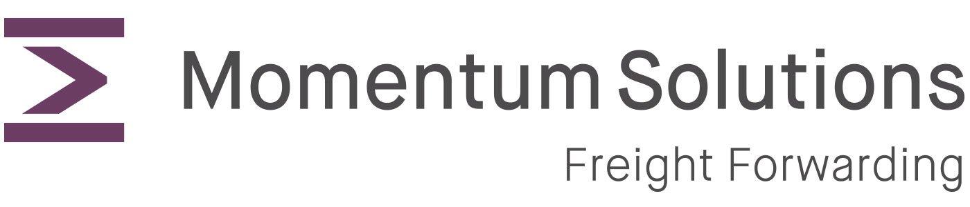 momentum freight forwarding branding
