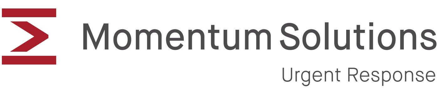 momentum urgent response branding