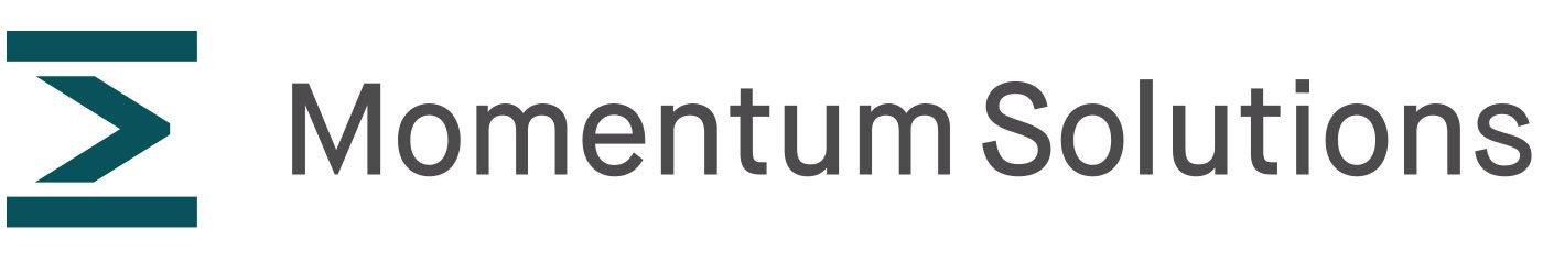 Momentum Solutions branding