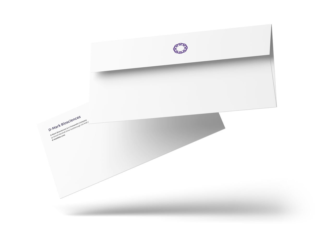 biosciences envelope design