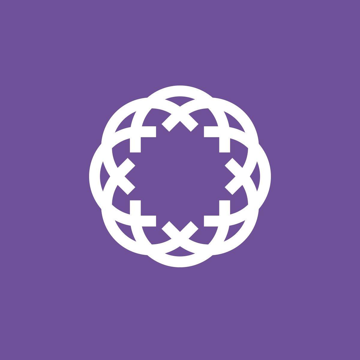 biosciences company brand symbol