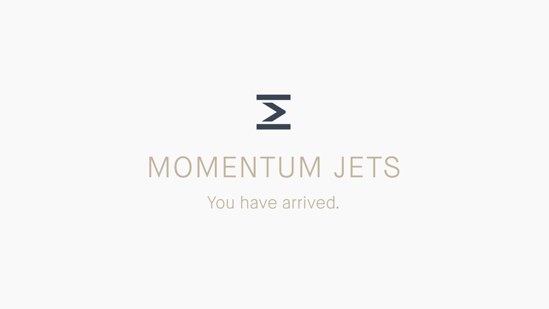 Momentum Jets Logo