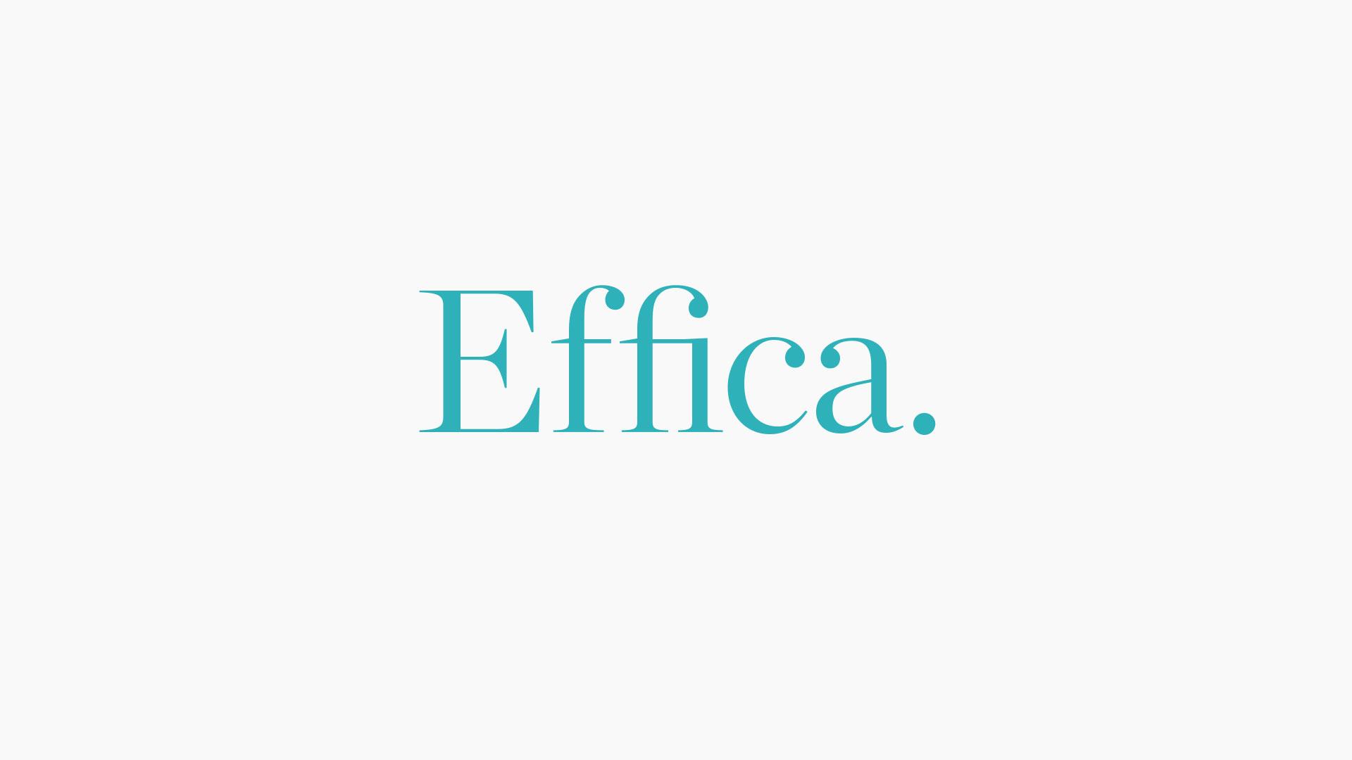 Effica branding