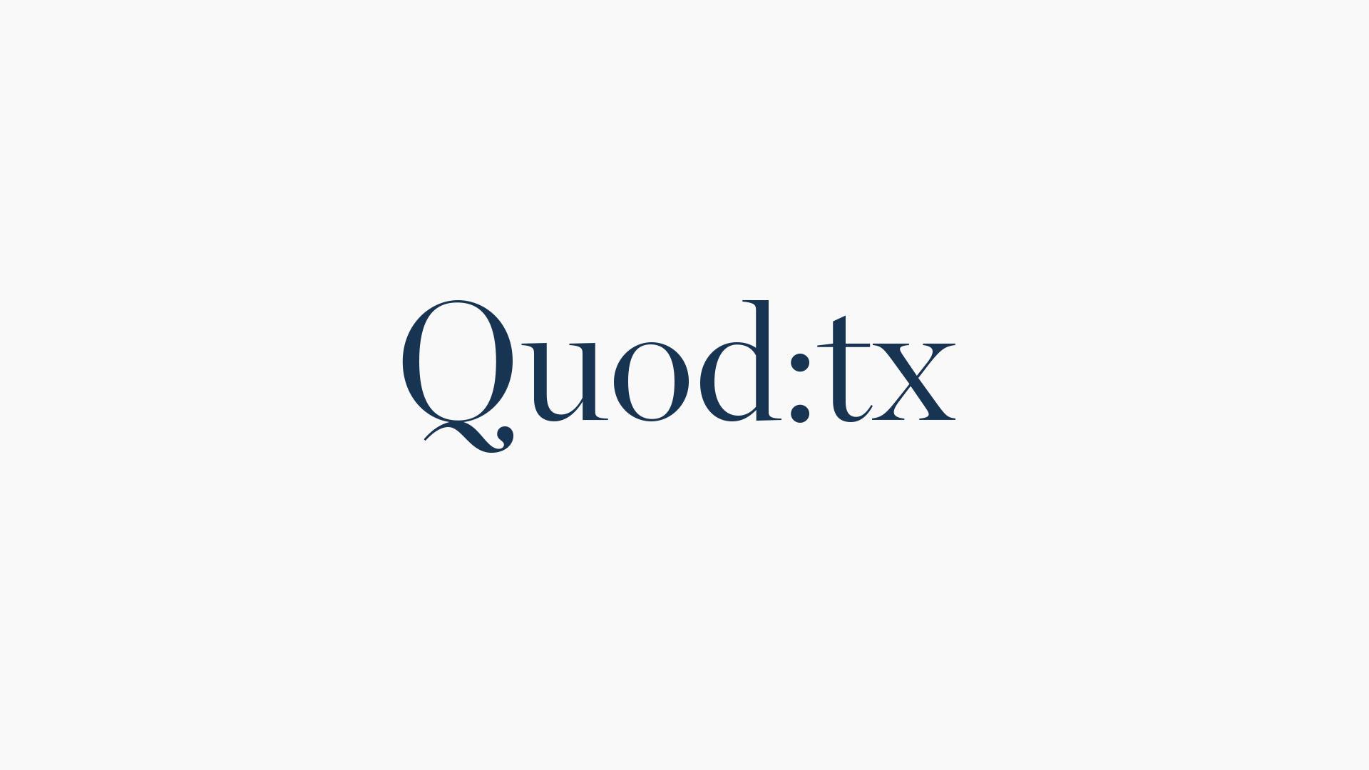 QuoaTX logo