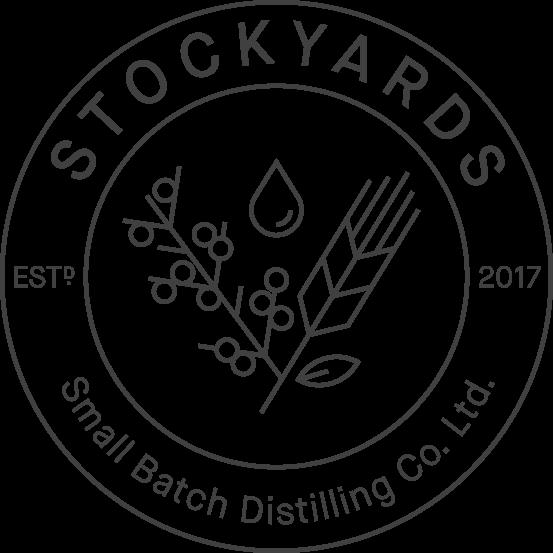 Stockyards Distilling circle logo