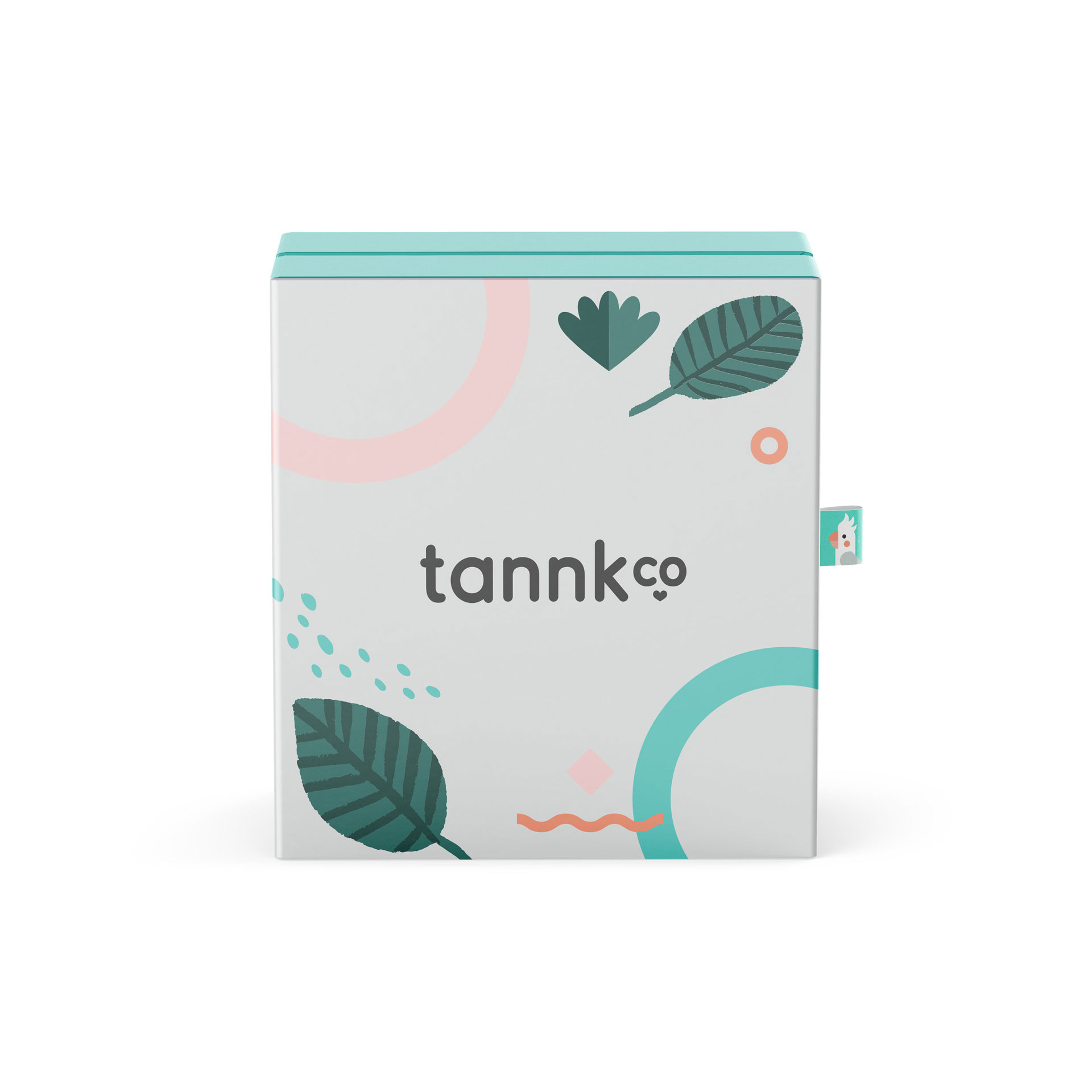 Tannk Co retail package design